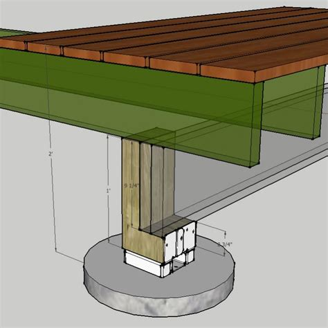 deck clearance issue carpentry page 2 diy chatroom home improvement forum