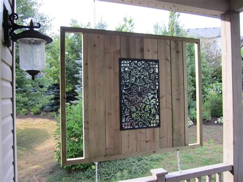 Top Metal Wall Art Outdoor Use