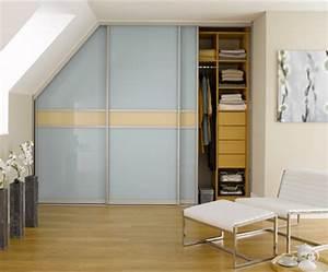 Schrank Bauen Dachschräge : begehbarer kleiderschrank dachschr ge tolle tipps zum selberbauen ~ Markanthonyermac.com Haus und Dekorationen