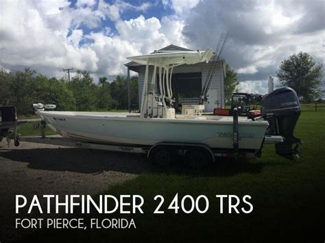 Pathfinder Boats Fort Pierce by Pathfinder Boats For Sale