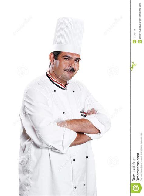 chef dans l uniforme 224 la cuisine photographie stock image 21191322