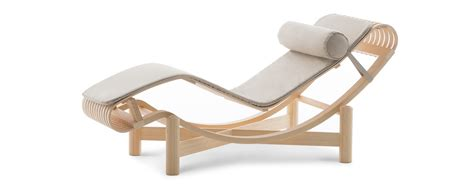 522 Tokyo Chaise Longue By Charlotte Perriand Cassina