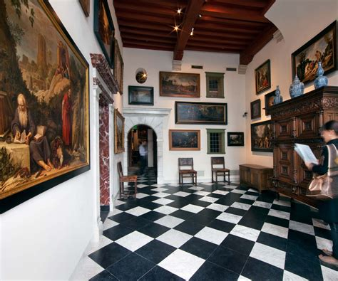 Museum Amsterdam Rembrandt by Rembrandt S House Is Also His Best Art Gallery Museum