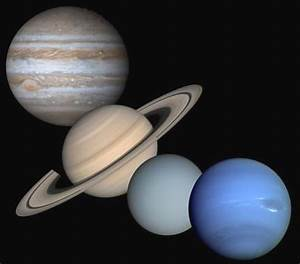 A Few Facts About the Gas Giants - Softpedia