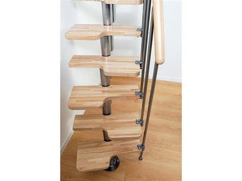 escalier escamotable pixima mini by fontanot albini fontanot