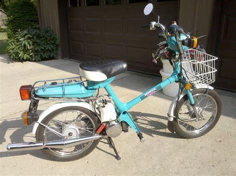 Re: Custom 1980 Honda Express For Sale