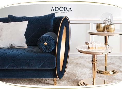Adora, Luxury à Porter, The Company's New Brand Nationalwide Furniture Sales On Stores Tracy Ca Small Studio Ideas In Hawaii Crypton For Living Room Chaise Lounge