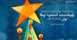 Joy to the World! (Christmas Countdown Day 3) - Susan Merrill