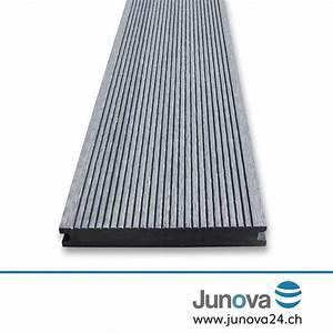 Terrassendielen Günstig Online : terrassendielen grau komplettpaket senso 18 m von junova 24 ~ Markanthonyermac.com Haus und Dekorationen