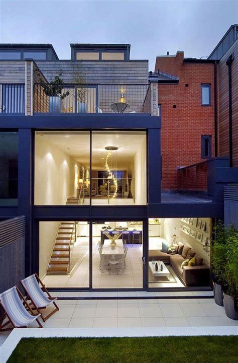 simple storey townhouse designs ideas 20 foto degli esterni di moderne dal design