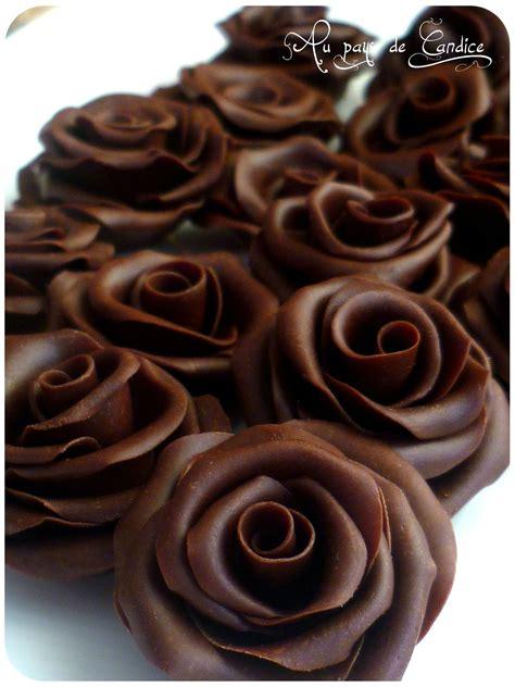 recette de la p 226 te de chocolat ou chocolat plastique au pays de candice