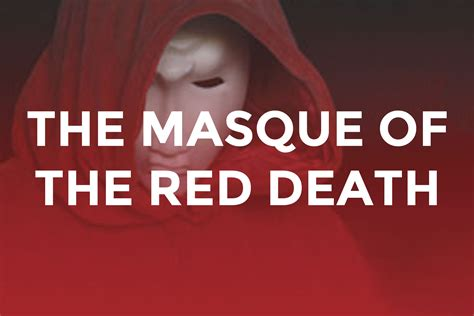 The Masque Of The Red Death  Little Earthquake