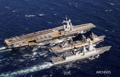 libye le porte avions charles de gaulle quitte l op 233 ration harmattan