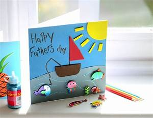 Fathers Day Cards Crafts Kids | Site about Children