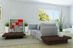Wohnzimmer Gestalten Grau : wohnzimmer grau gestalten ~ Markanthonyermac.com Haus und Dekorationen