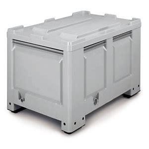 caisse palette quot big box quot schoeller arca systems stockage et manutention raja