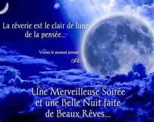 la r 234 verie est le clair de lune de la pens 233 e une merveilleuse soir 233 e et une nuit faite