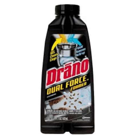 drano dual foamer clog remover review cleared hair