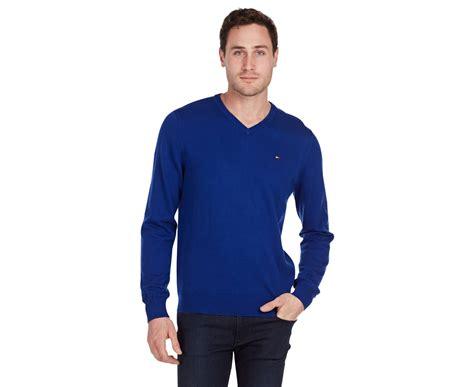 Tommy Hilfiger Men's V-neck Sweater