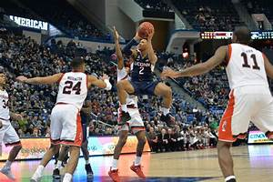 Men's Basketball: UConn's season comes to end in American ...
