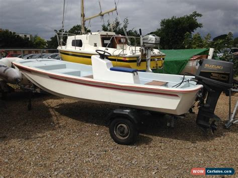 13 Ft Fishing Boat For Sale Uk by 13ft Dell Quay Dory Boat For Sale In United Kingdom