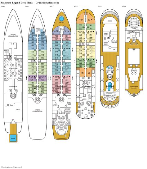 deck plans carnival conquest cabins circuit diagram maker