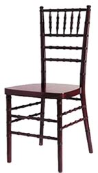 mahogany chiavari chairs chiavari chairs miami