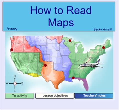 Smart Exchange  Usa  How To Read Maps