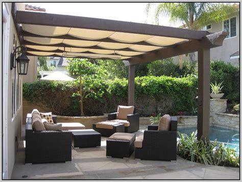pool patio shade ideas patios home design ideas