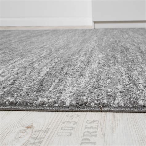 tapis design poils courts fil brillant abstrait ornements gris anthracite blanc tous les produits