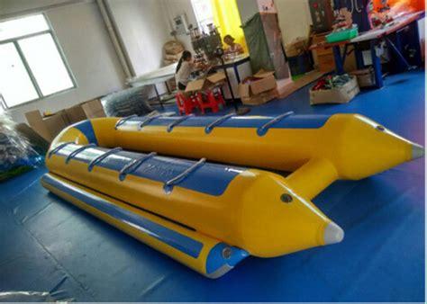 Blow Up Banana Boat by Aqua Sports Inflatable Banana Boat 5 3m 3m Blow Up Water