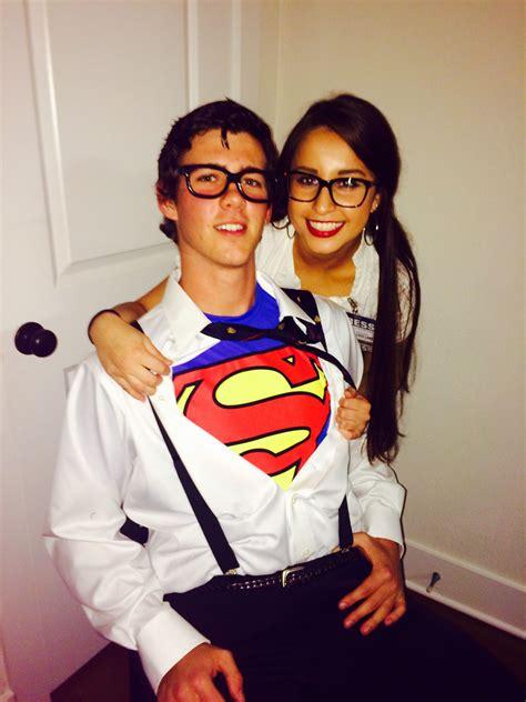 Dynamic Duos Clark Kent & Lois Lane #halloween Social