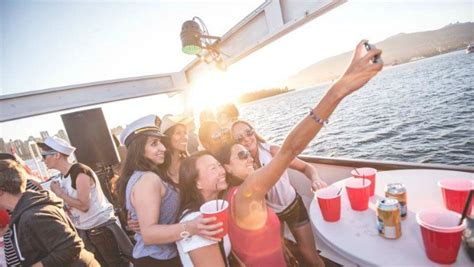 Chicks Ahoy Boat Cruise Vancouver by There S Going To Be A Massive Pride Boat Party Next Month