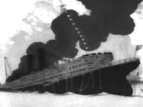 winsor mccay s the sinking of the lusitania silent