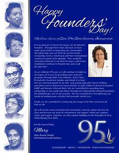 Happy Founders' Day - Zeta Phi Beta Sorority, Inc.