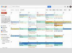 Google Calendar keyboard shortcuts ‒ defkey