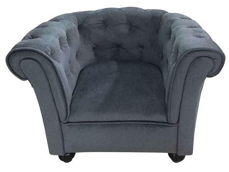 fauteuil enfant chesty coloris gris vente de petit rangement enfant conforama