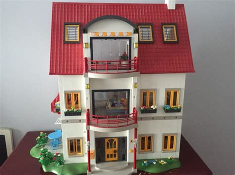 playmobil maison moderne 4279