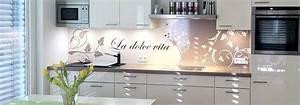 Alternative Fliesenspiegel Küche : k chenr ckwand sch ne ideen und alternativen zu fliesenspiegel ~ Markanthonyermac.com Haus und Dekorationen