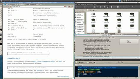 bluetile tiling window manager for gnome ubuntu 10 10
