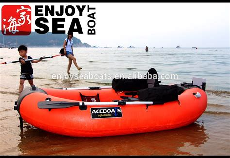 One Man Boats For Sale In Sc by Inflatable Portable Fishing Boat Buy Portable Fishing