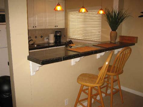 small kitchen bar designs