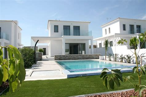House To Rent In Governors Beach, Cyprus With Private Pool
