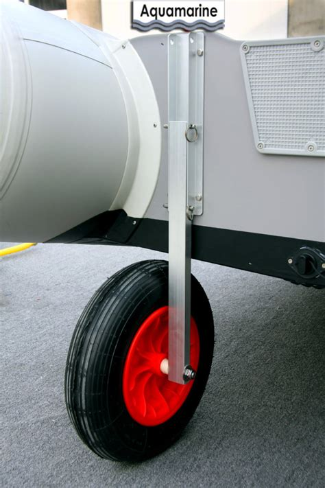 Inflatable Boat Launching Wheels by Launching Wheels For Inflatable Aluminum Boat