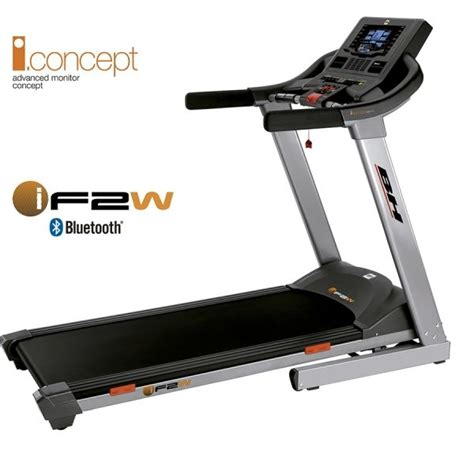 tapis de course f2w dual bh fitness 799 00
