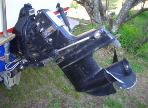 Stern Drive Boat Is by Should You Repower An Old Sterndrive Boat