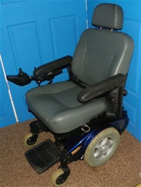 Pronto M6 Power Chair by Invacare M91 Pronto Electric Wheelchair New Batteries