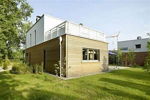 Bungalow 200 Qm : fertighaus flachdach modell monti ein fertighaus von gussek haus ~ Markanthonyermac.com Haus und Dekorationen