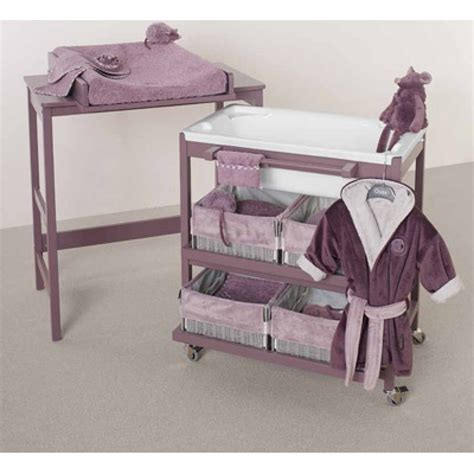 bonjour b 233 b 233 table a langer quax lavendine comfort smart