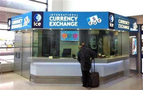 currency exchange belfast international airport